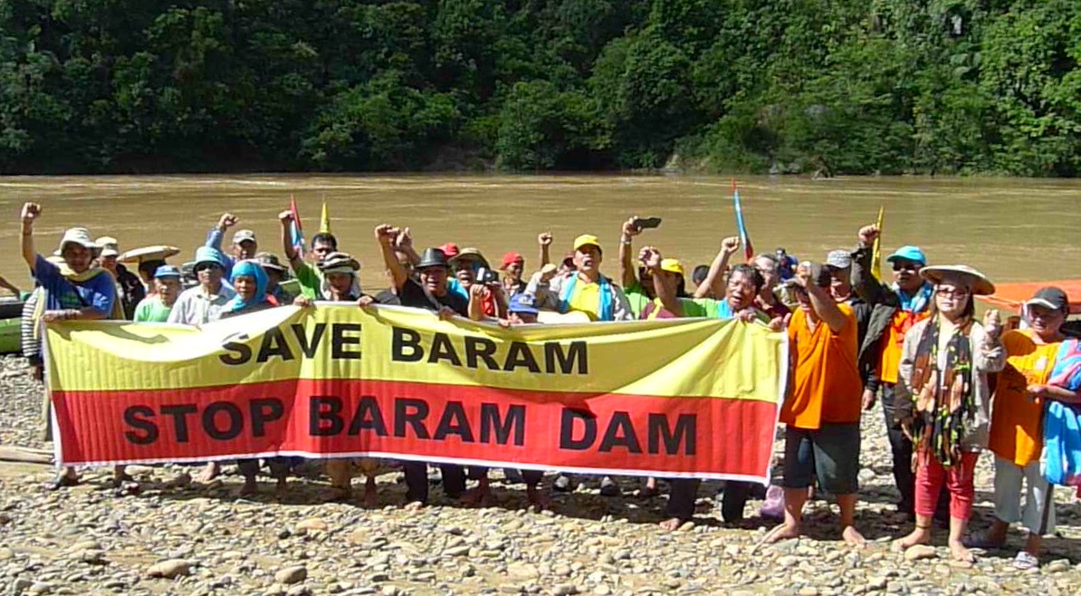 Megadam Project Galvanizes Native Opposition in Malaysia