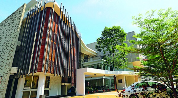 Wisma Rehda received GBI-certified status in March